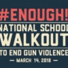 Student Walk Out - Wednesday 3/14